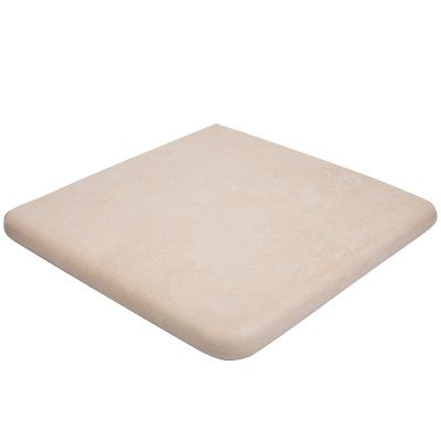 Ступень угловая Stone CARTABON CREAM 33x33x4